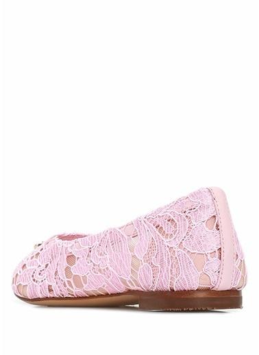 Dolce&Gabbana Babet Pembe